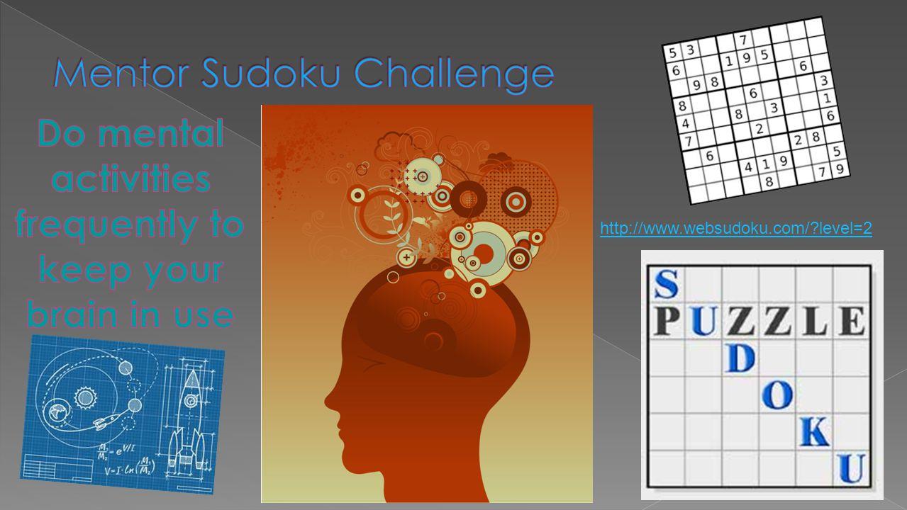 http://www.websudoku.com/ level=2
