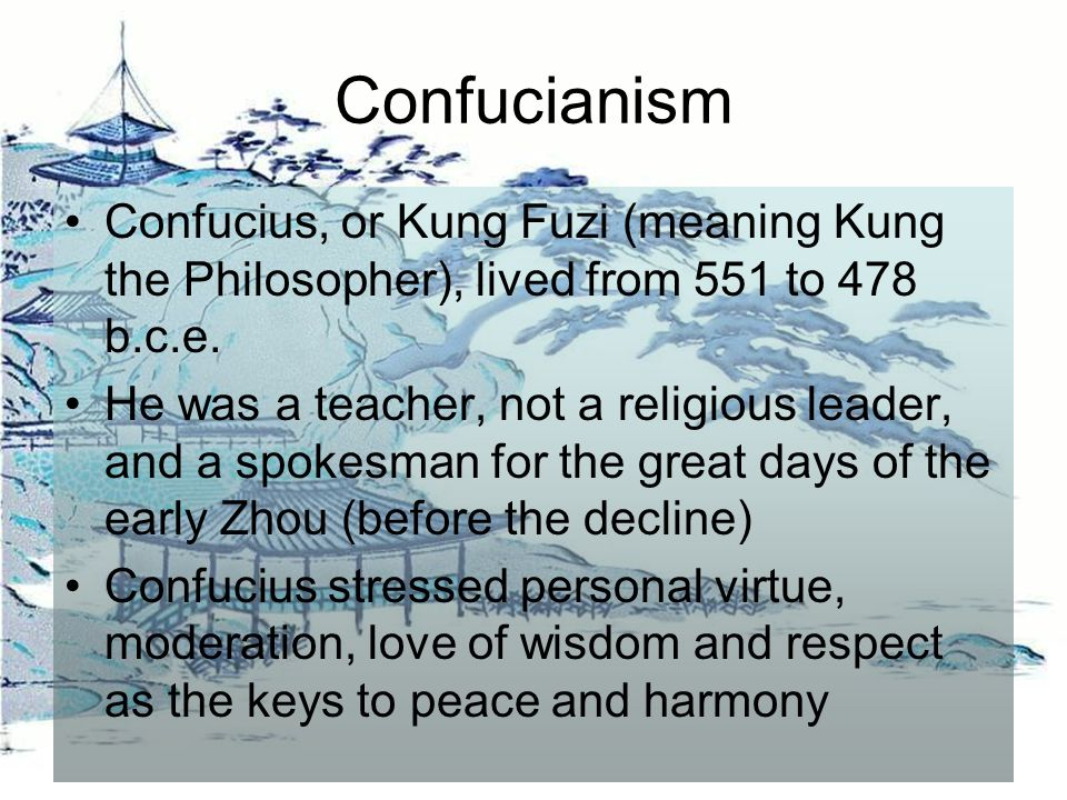 Analyze this Confucian Quotation In an age of good government, men in high stations give preference to men of ability and give opportunity to those who are below them, and lesser people labor vigorously at their husbandry to serve their superiors What do we call this type of government?