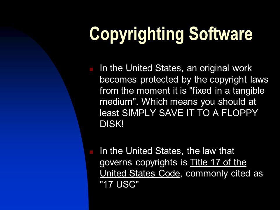 Copyright Infringement Very good idea to avoid.