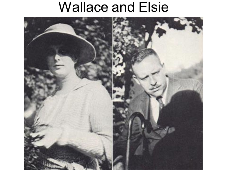 Wallace and Elsie