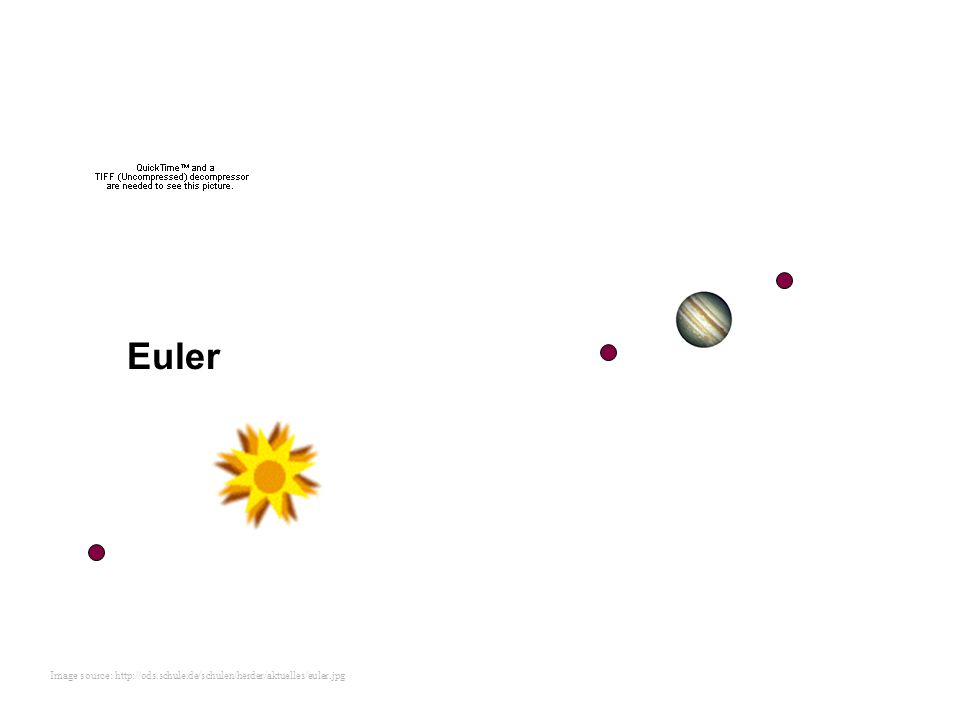 Euler Image source: http://ods.schule.de/schulen/herder/aktuelles/euler.jpg