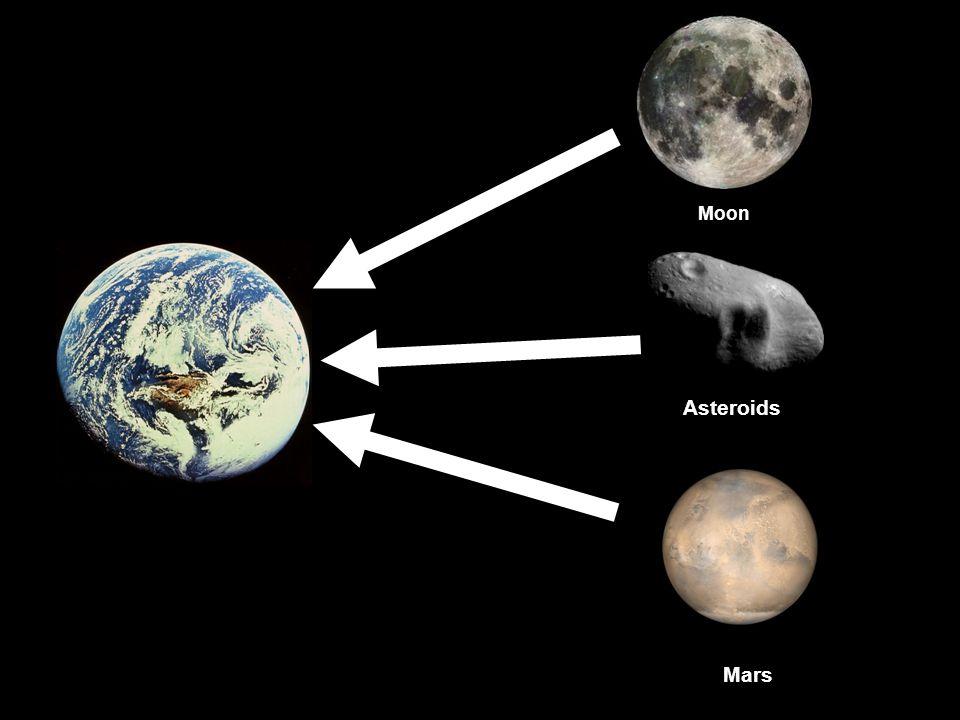 Mars Moon Asteroids