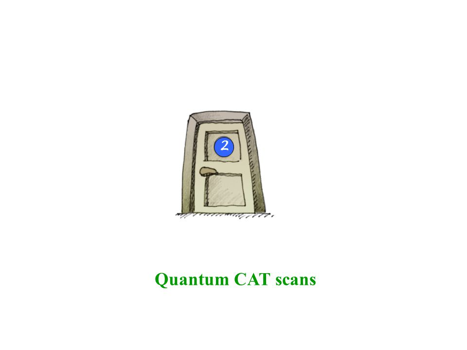 Quantum CAT scans 2