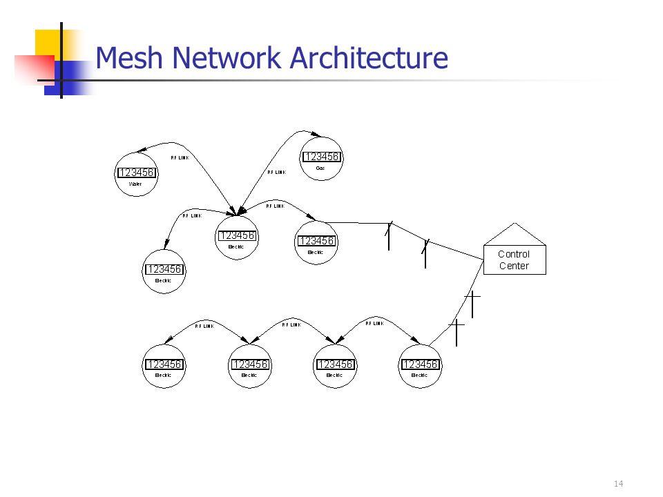 14 Mesh Network Architecture