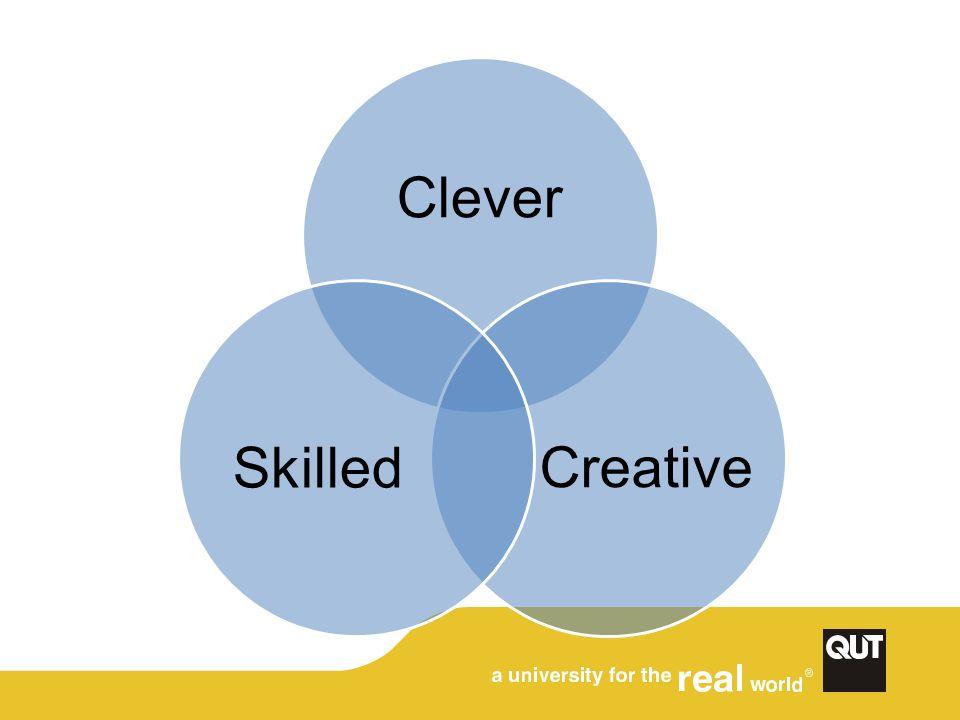 Clever CreativeSkilled