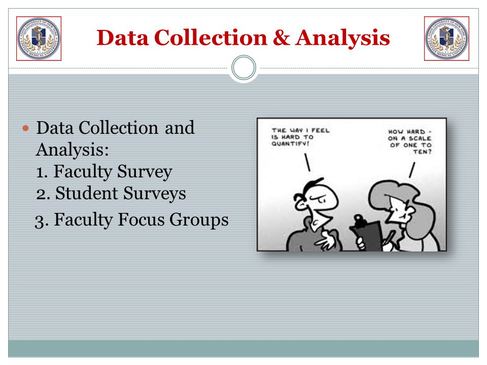 Data Collection & Analysis Data Collection and Analysis: 1.