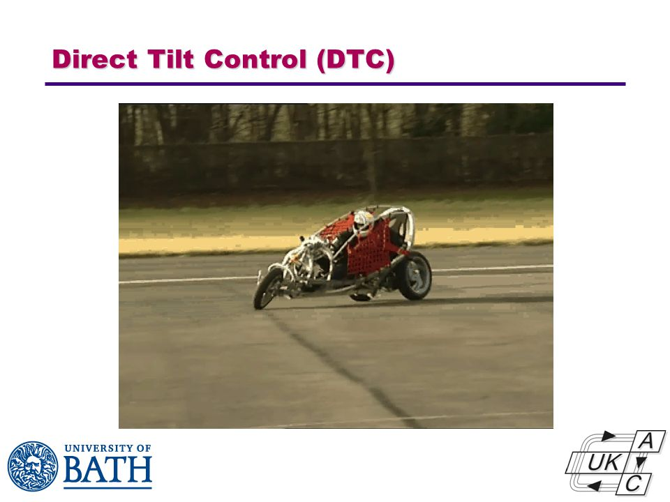 Direct Tilt Control (DTC)