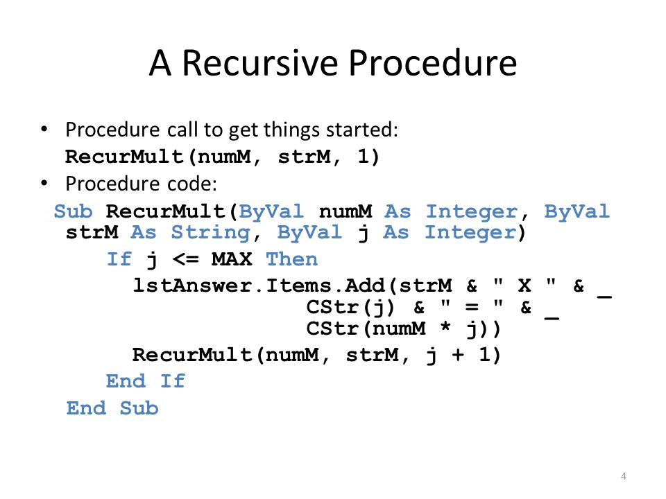 Sorting Summary (2) Quicksort is recursive and usually very fast, proportional to n log n.