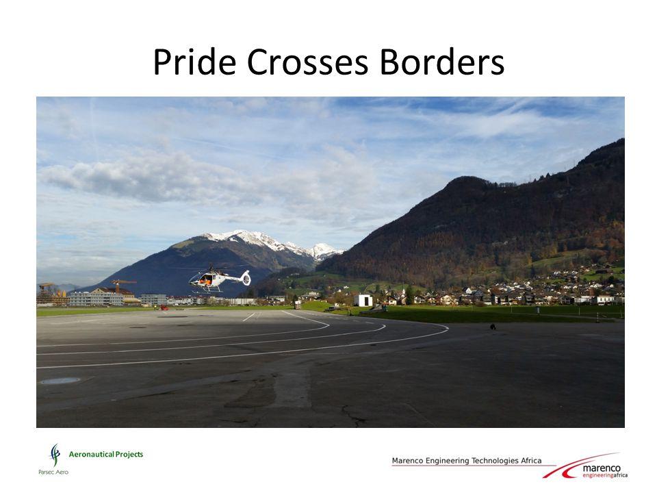 Pride Crosses Borders