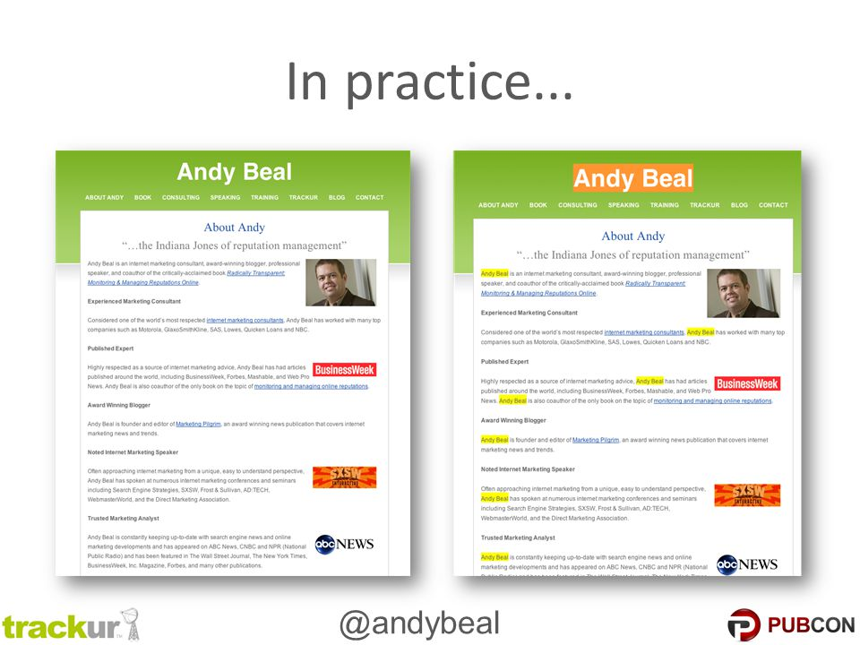 @andybeal In practice...