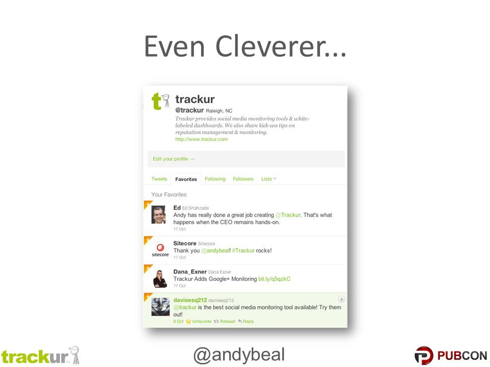@andybeal Even Cleverer...