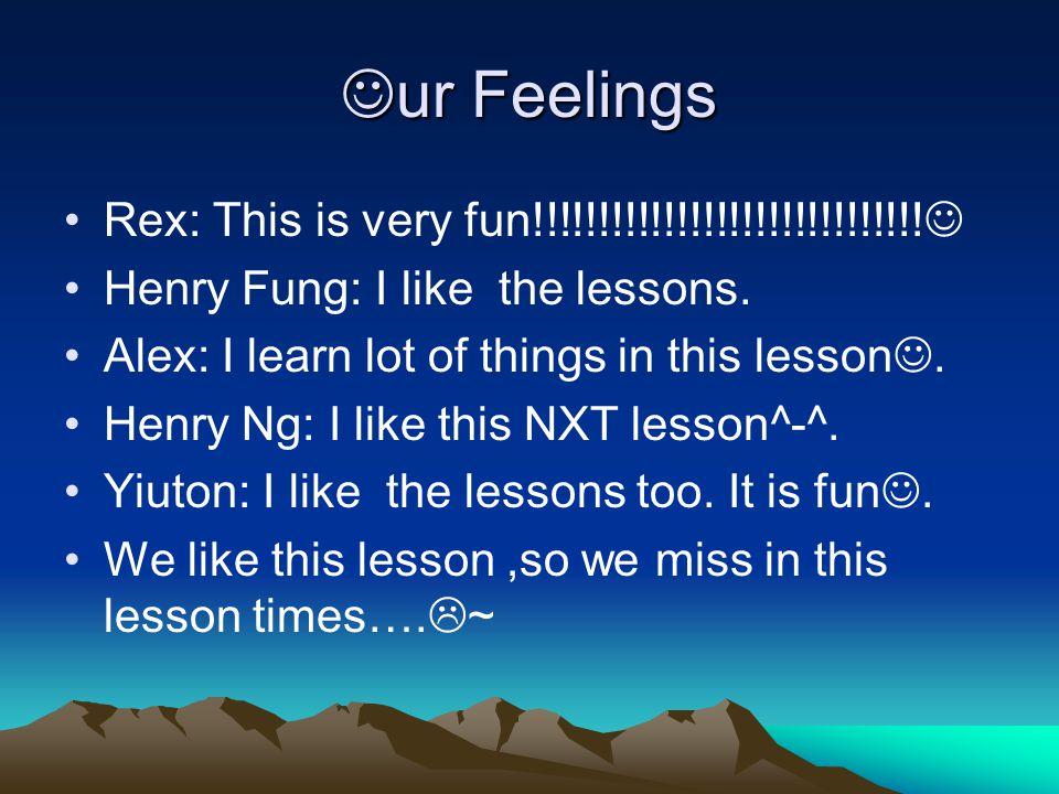 ur Feelings ur Feelings Rex: This is very fun!!!!!!!!!!!!!!!!!!!!!!!!!!!!!.