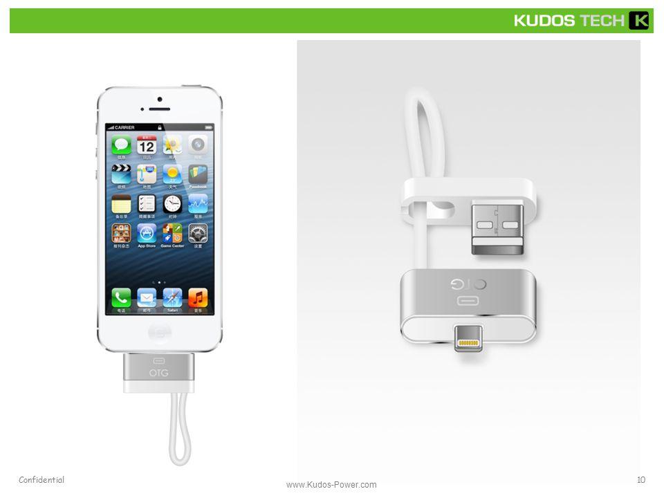 www.Kudos-Power.com Confidential10