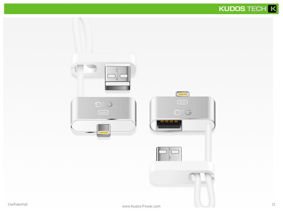 www.Kudos-Power.com Confidential11