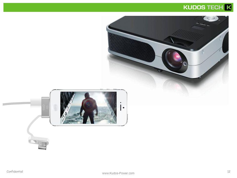 www.Kudos-Power.com Confidential12