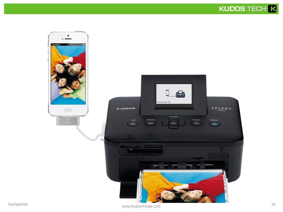 www.Kudos-Power.com Confidential13