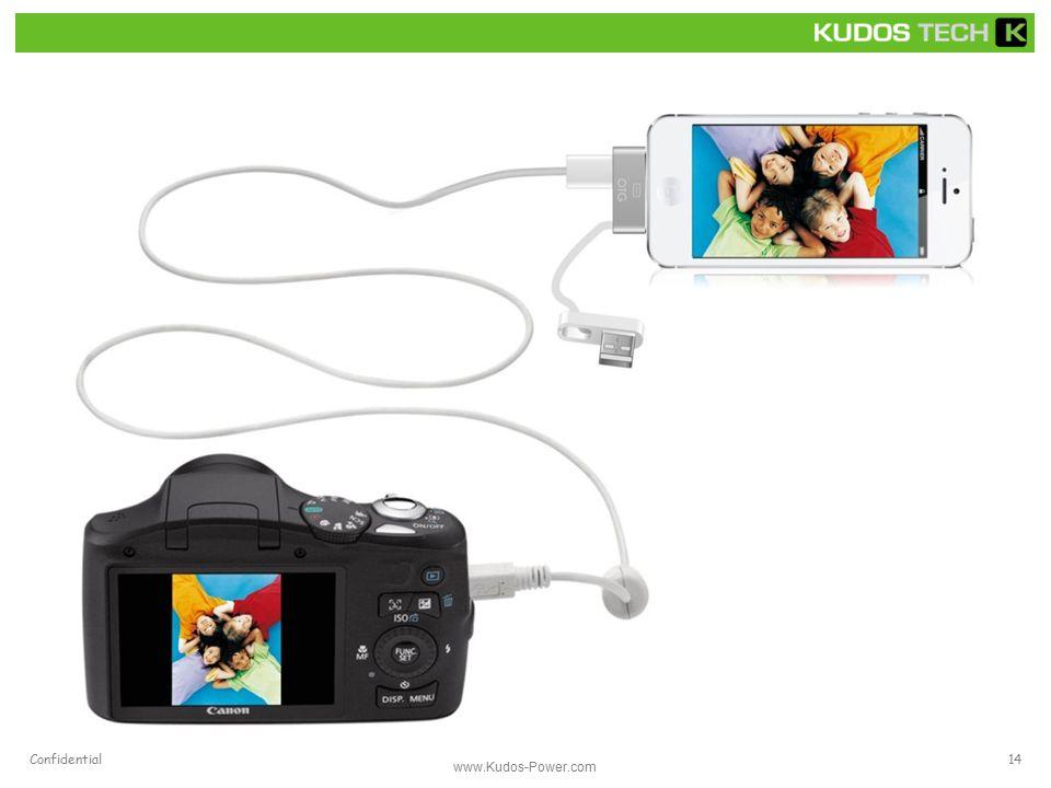 www.Kudos-Power.com Confidential14