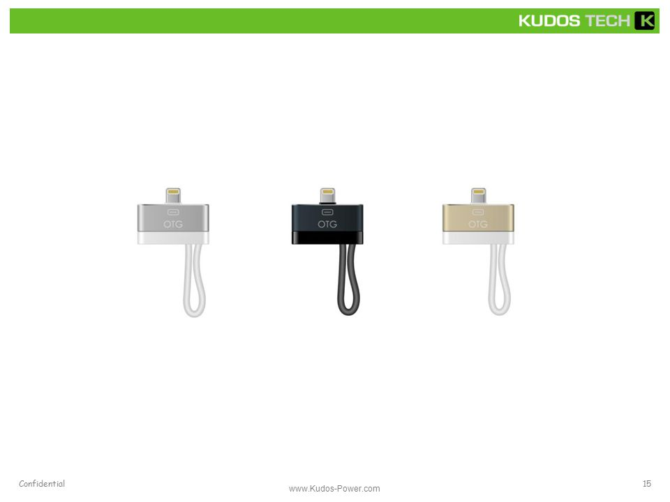 www.Kudos-Power.com Confidential15