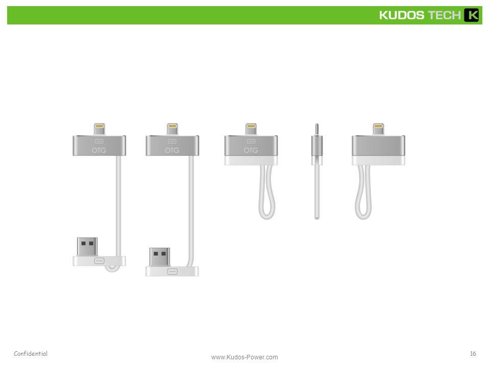 www.Kudos-Power.com Confidential16