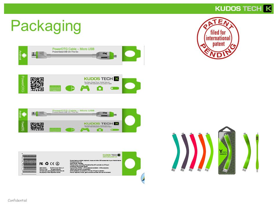 Packaging Confidential