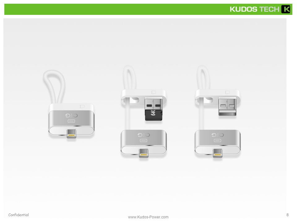 www.Kudos-Power.com Confidential8