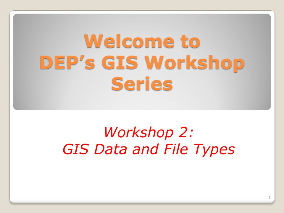 Explanation of Some GIS Terms Spatial Data – any data that can be represented as a location on the face of the Earth.
