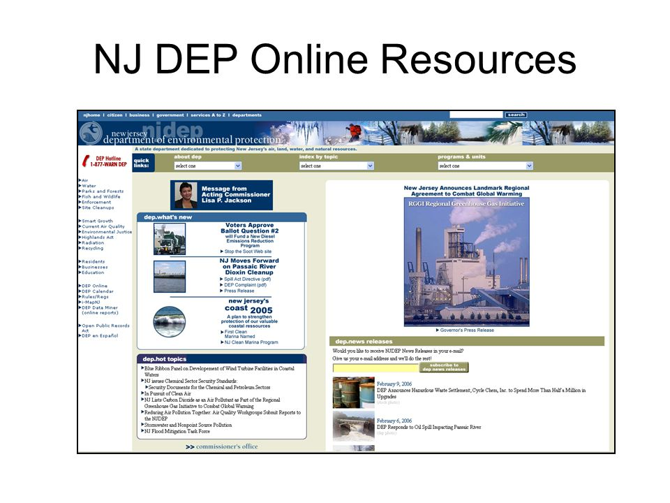 Click on the titles to download many of the documents
