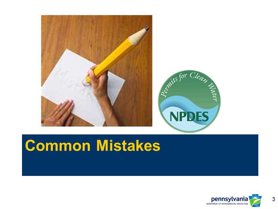 3 Common Mistakes