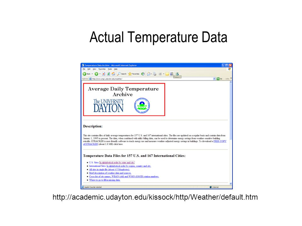 High Data Scatter Identifies Control Opportunities Heating energy varies by 3X at same temp!