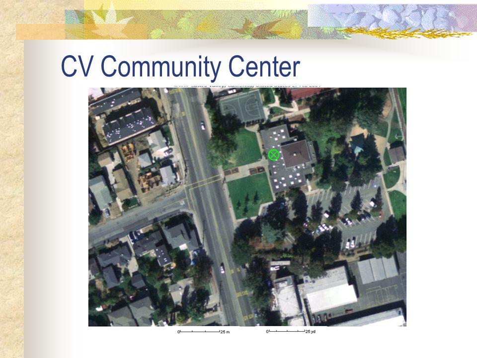 CV Community Center 