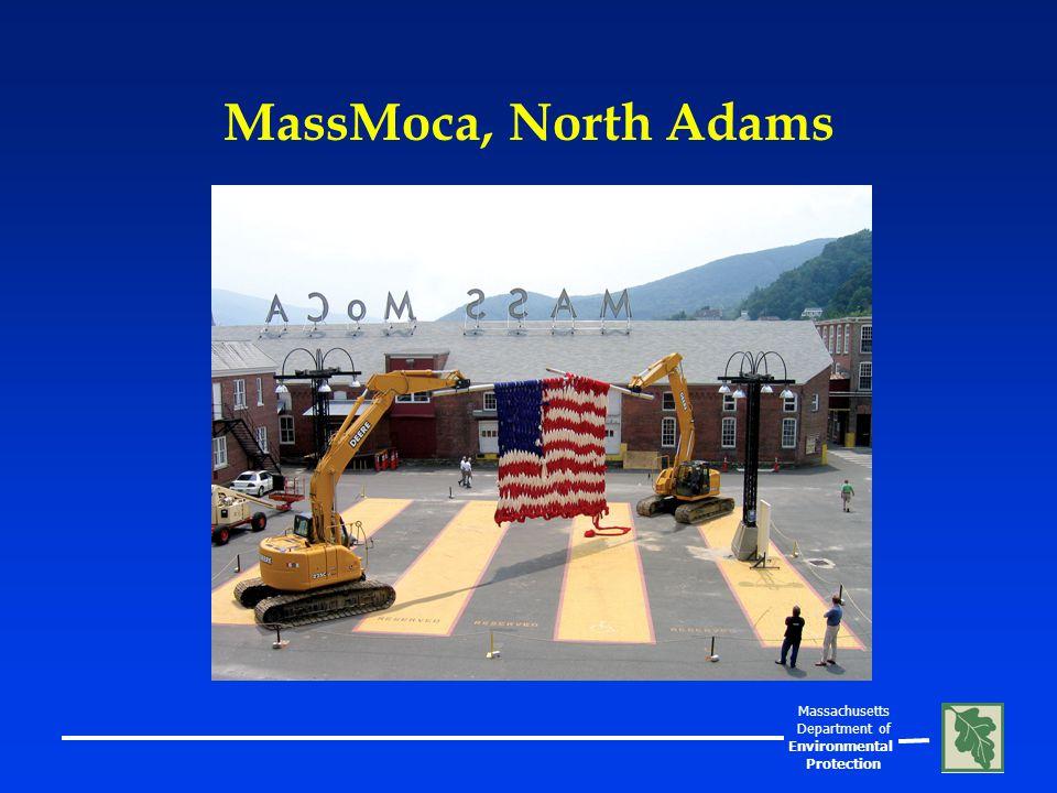 Massachusetts Department of Environmental Protection MassMoca, North Adams