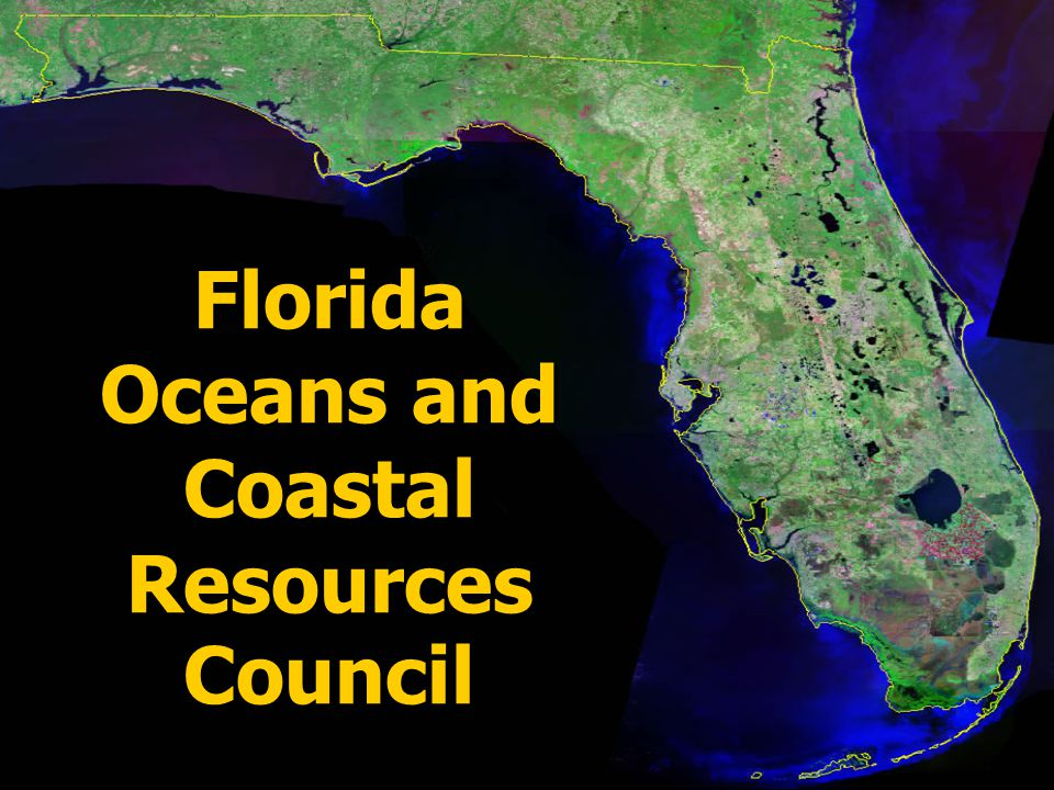 Coastal Ocean Observing – ≤$1.5M Establish an integrated observing system that spans all of Florida's waters from the outer shelf to estuaries and rivers.Establish an integrated observing system that spans all of Florida's waters from the outer shelf to estuaries and rivers.