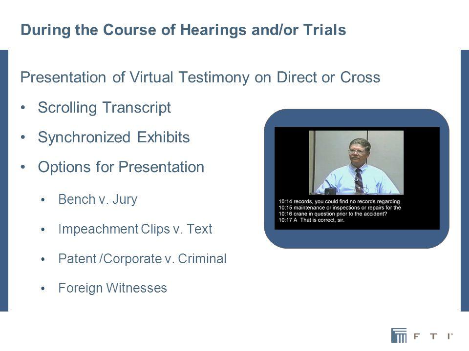 Court Reporter Reading Back Deposition Transcript (The Office – The Deposition, 2007) Mr.