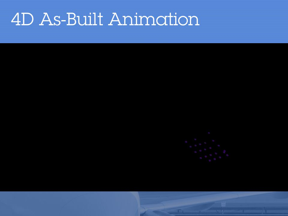 4D As-Built Animation