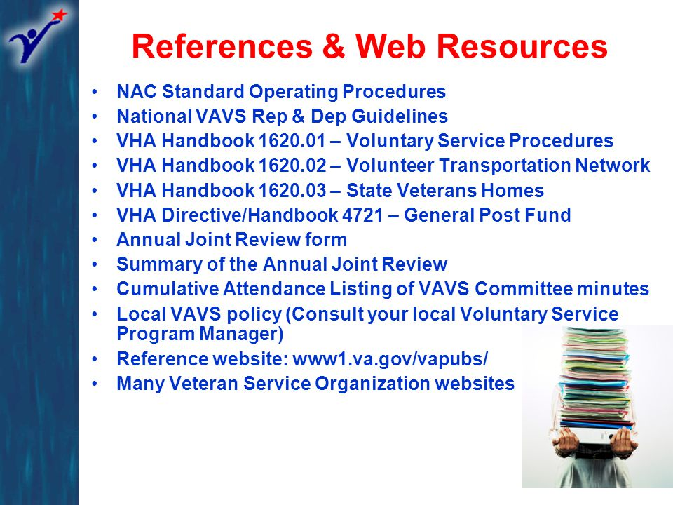 What is a NAC Recommendation.