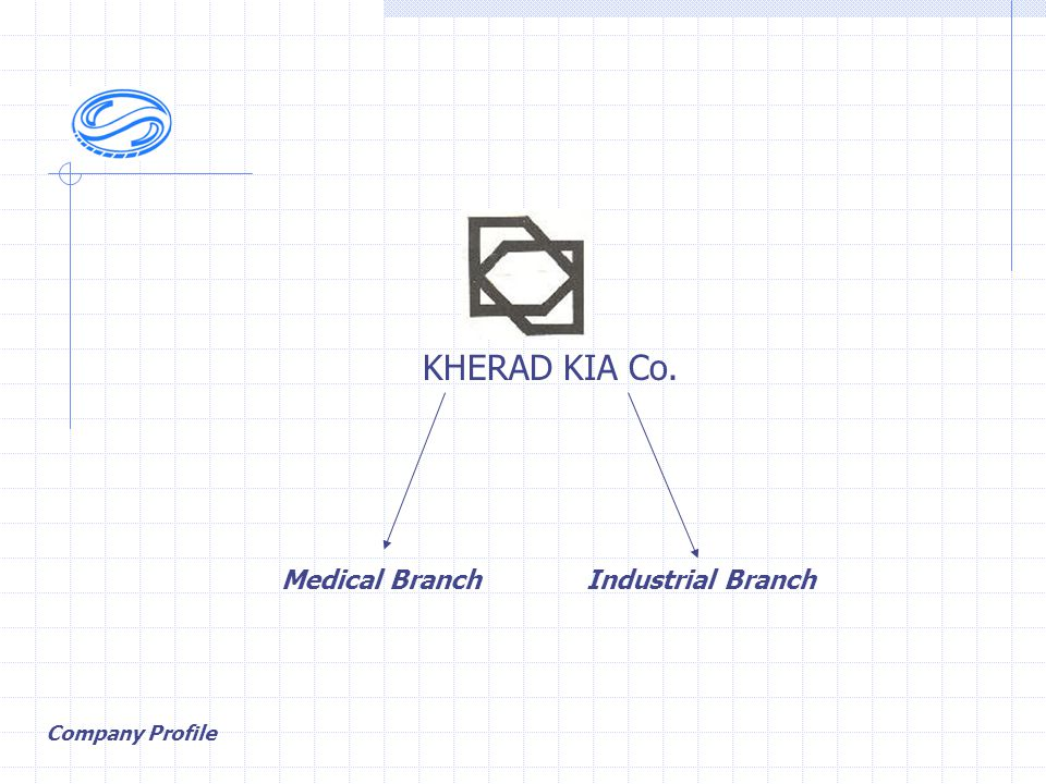 Medical BranchIndustrial Branch Company Profile KHERAD KIA Co.