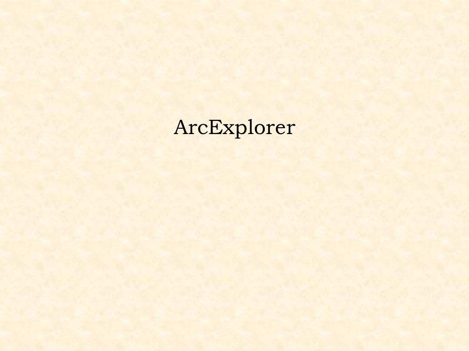 ArcExplorer