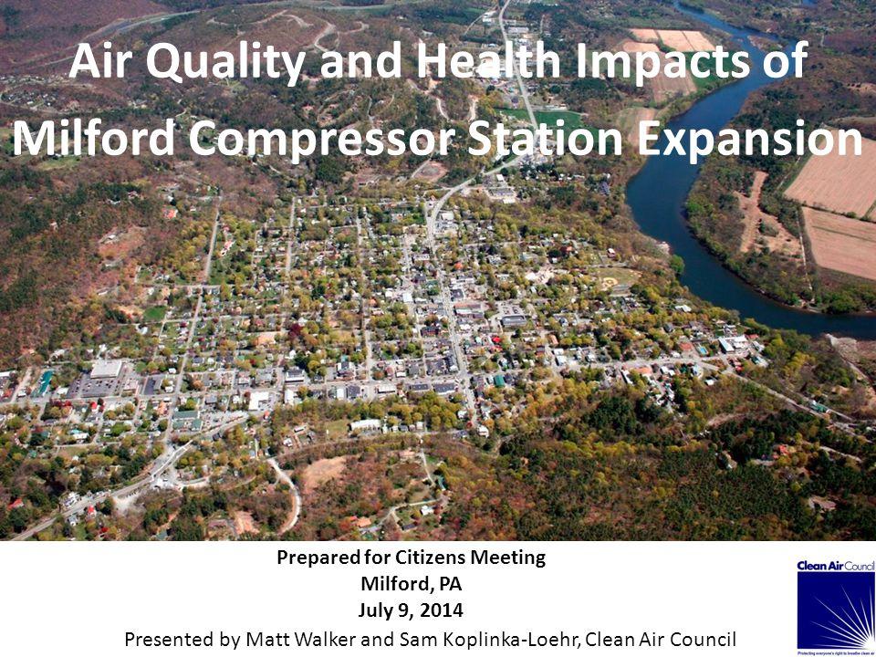 Unplanned Events 2012 Lathrop Compressor Station Explosion, Susquehanna County