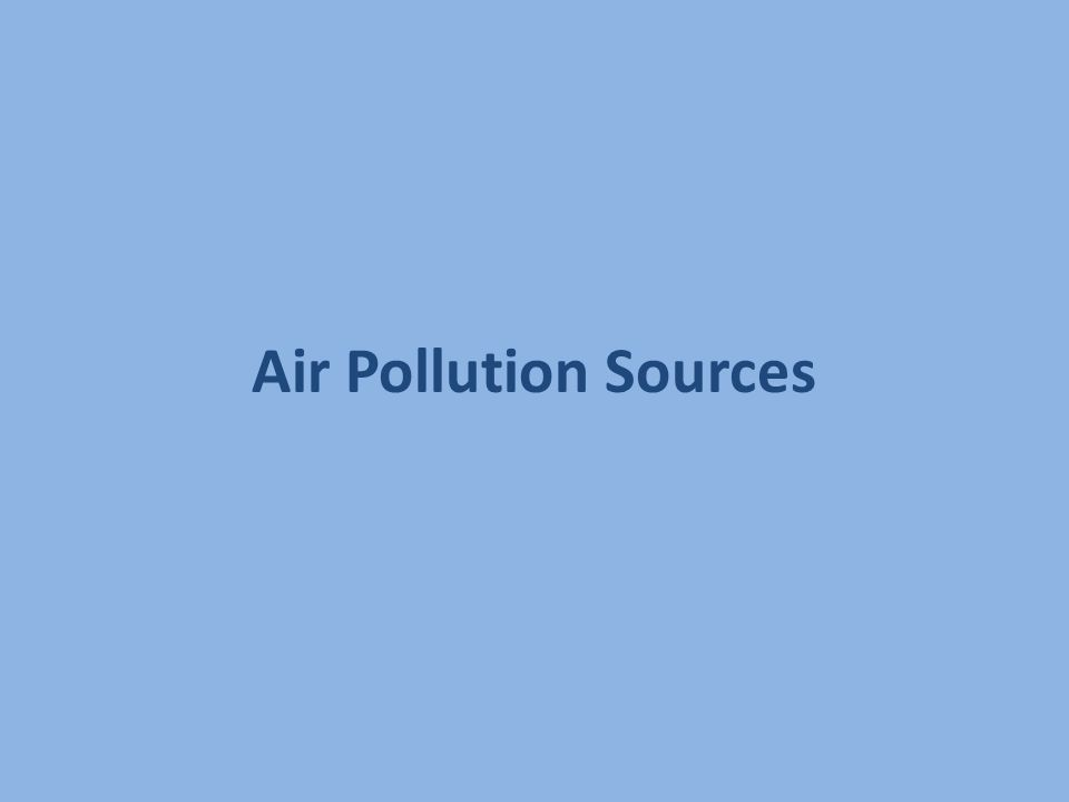 Potential Health Impacts from Ozone Aggravation of asthma, bronchitis & emphysema and increased susceptibility to pneumonia & bronchitis Linked to bladder, breast, and lung cancers, stroke, diabetes, lung damage, and premature death Throat irritation, congestion, coughing, and chest pain Wheezing and breathing difficulties Source: http://www.epa.gov/air/ozonepollution/health.htmlhttp://www.epa.gov/air/ozonepollution/health.html American Lung Association, Health Effects of Ozone and Particle Pollution, State of the Air, 2011; President's Cancer Panel, Reducing Environmental Cancer Risk: What We Can Do Now, 2008-2009 Annual Report (National Cancer Institute, May 2010).