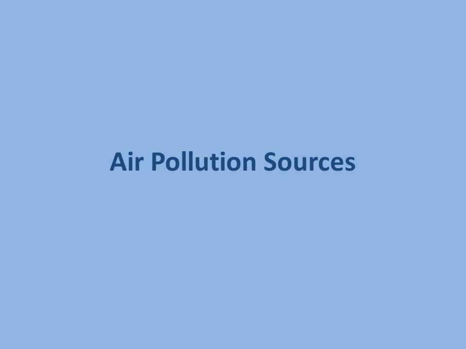 A true cumulative air quality/health impacts analysis.