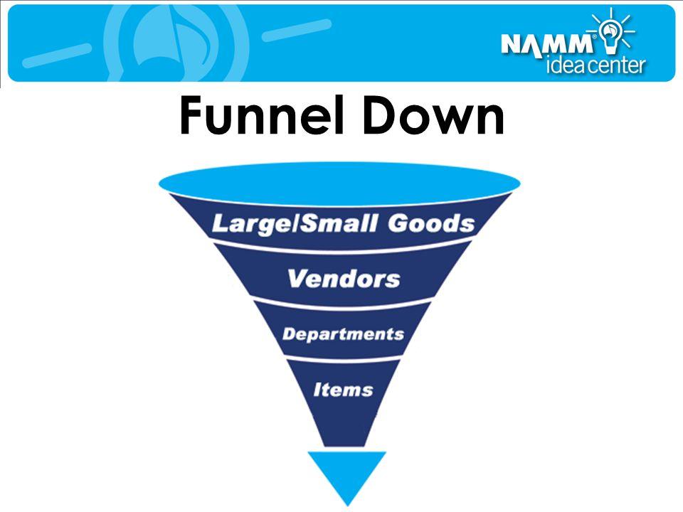 Funnel Down