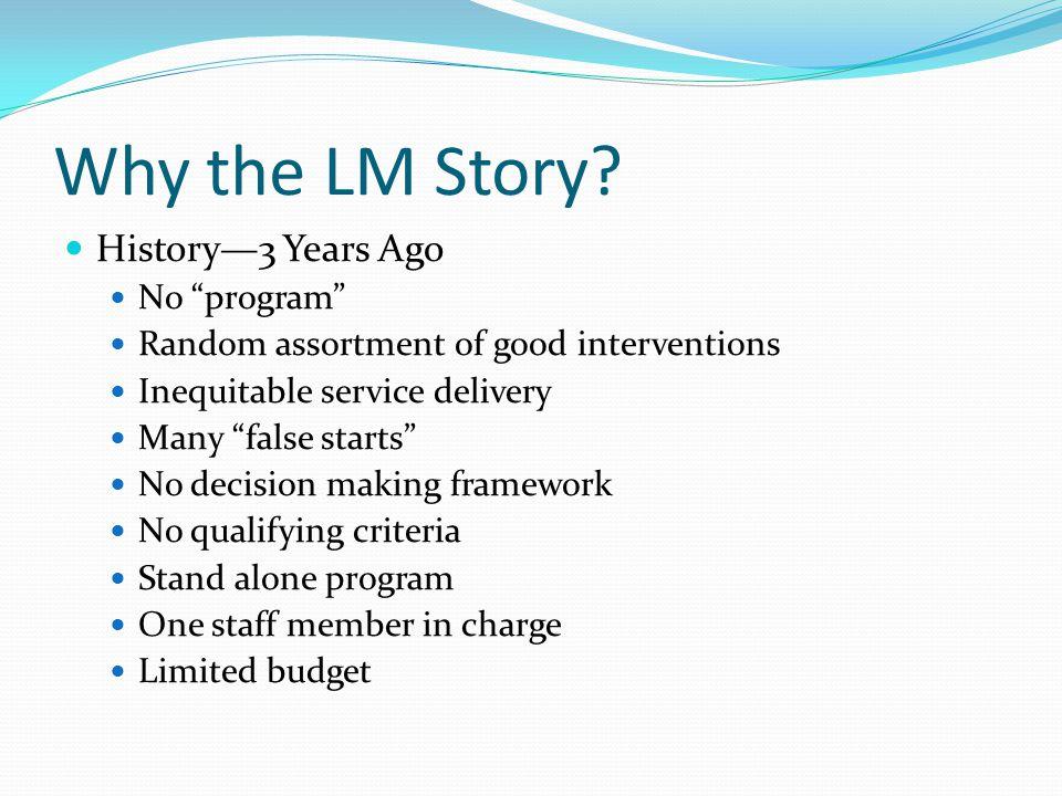 LMASD Talent Development Program Shift to Program Specifics LMASD TD Resource Guide Identification processes Services Staff roles/responsibilities Additional Tidbits Issues