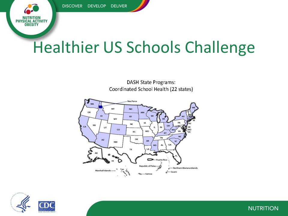 Healthier US Schools Challenge