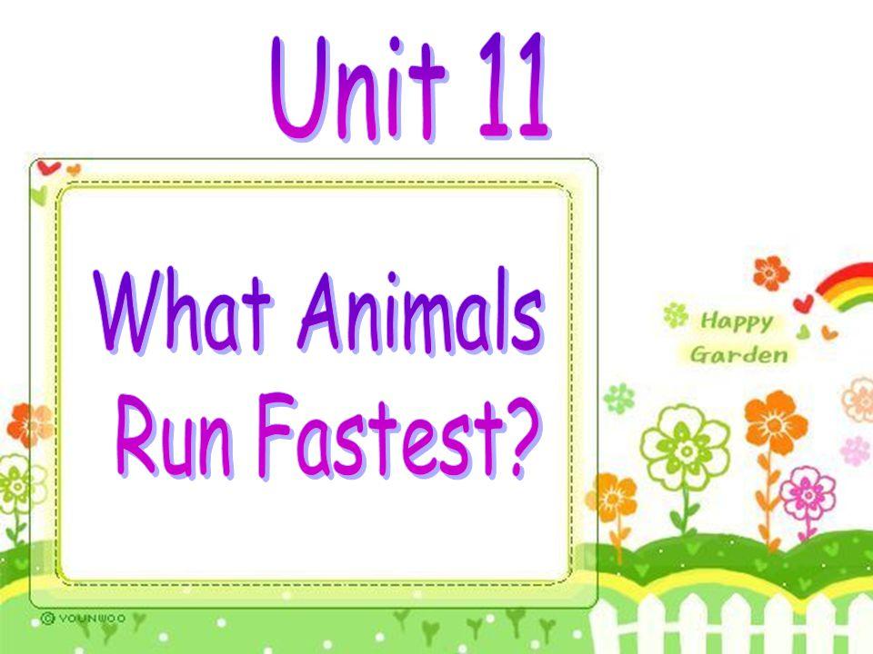 1 、请指出句子意思是否与课外内容一致,如一致,请写 T , 否则写 F 。 1) Horses run fastest in the world.