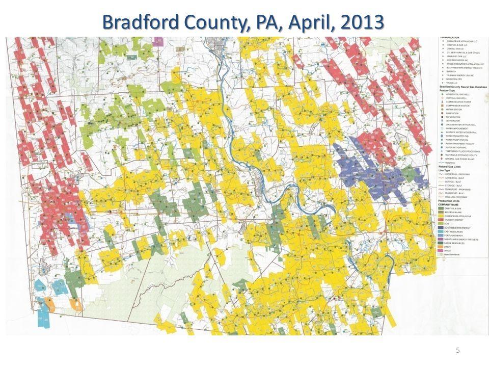 Bradford County, PA, April, 2013 5