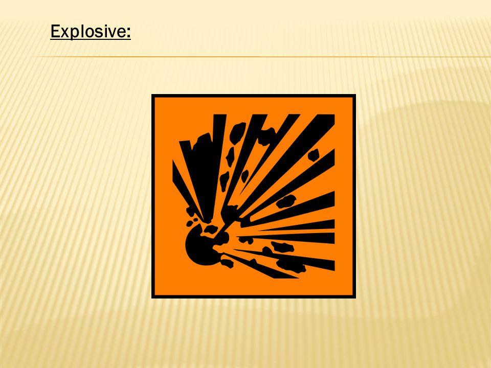 Explosive: