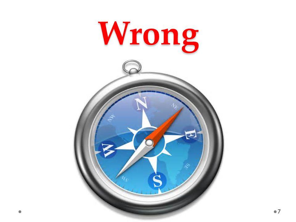 Wrong 7