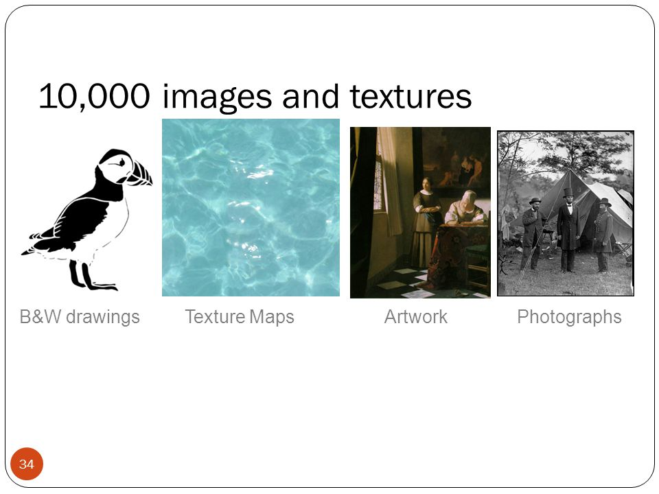 10,000 images and textures B&W drawings Texture Maps Artwork Photographs 34