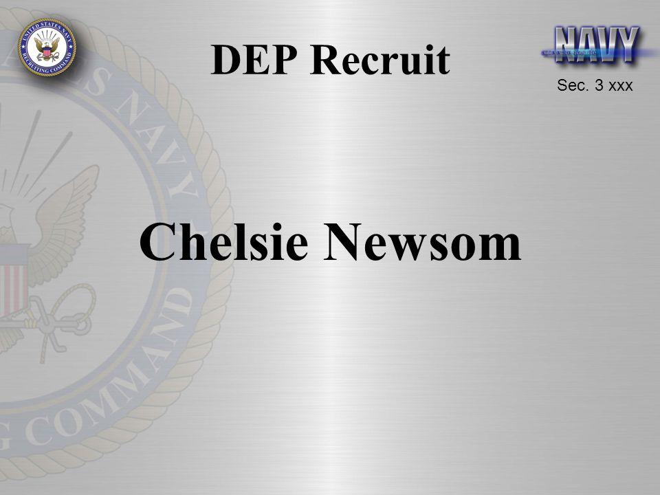 Sec. 3 xxx DEP Recruit Chelsie Newsom