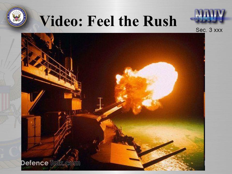 Sec. 3 xxx Video: Feel the Rush